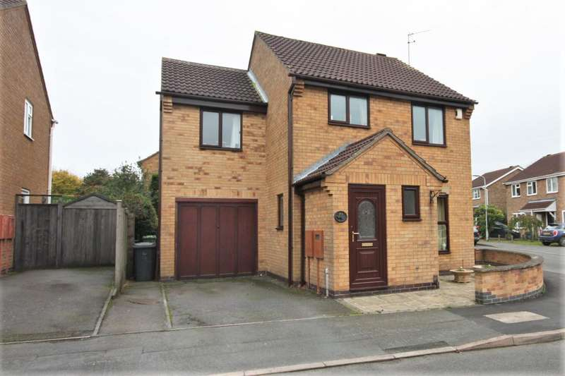 4 Bedrooms Property for sale in Thorndale, Ibstock