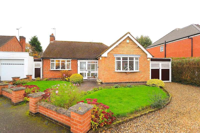 2 Bedrooms Property for sale in Penny Long Lane, Leicester Forest East