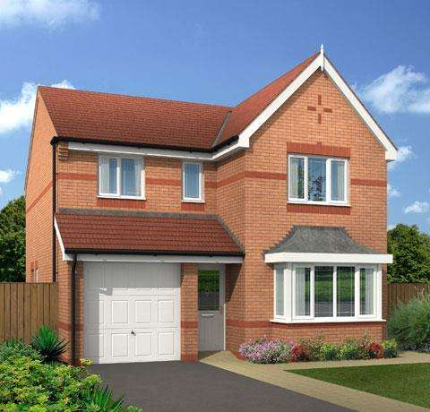 4 Bedrooms Property for sale in Roman Meadows, Hackthorn Road, Welton