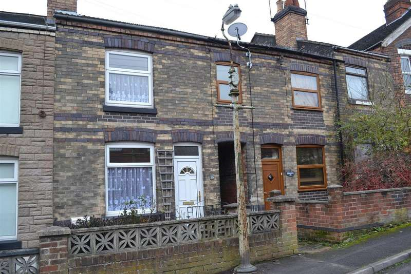 2 Bedrooms Terraced House for sale in Woodville