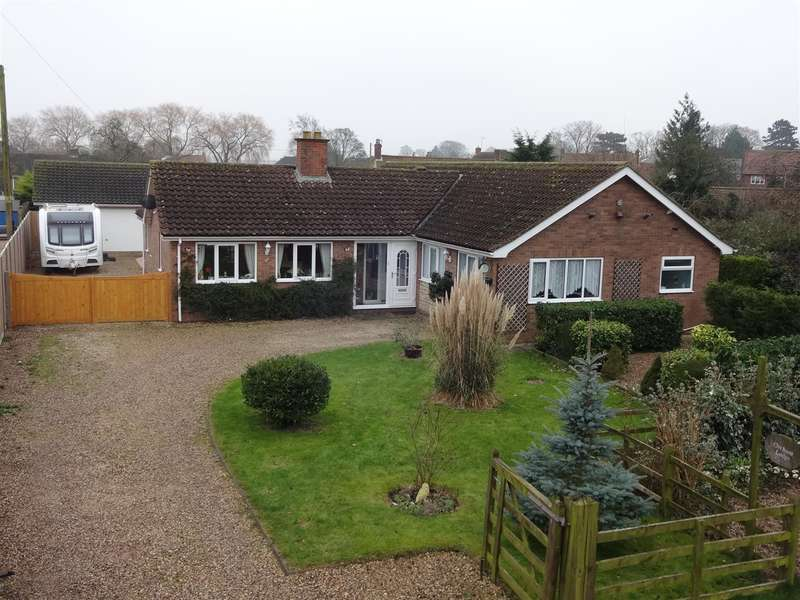 3 Bedrooms Property for sale in Willow Lane, Dunston, Lincoln