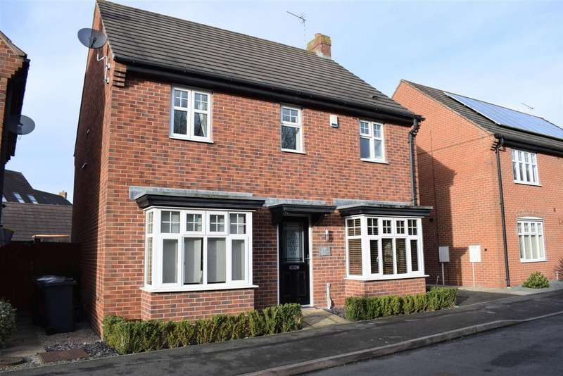 4 Bedrooms Property for sale in Excelsior Drive, Woodville, Swadlincote