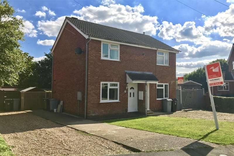 2 Bedrooms Detached House for sale in Chelmsford Drive, Grantham