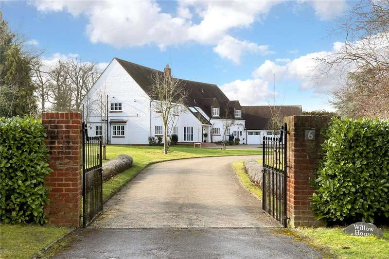 7 Bedrooms Detached House for sale in Queen Annes Road, Windsor, Berkshire, SL4