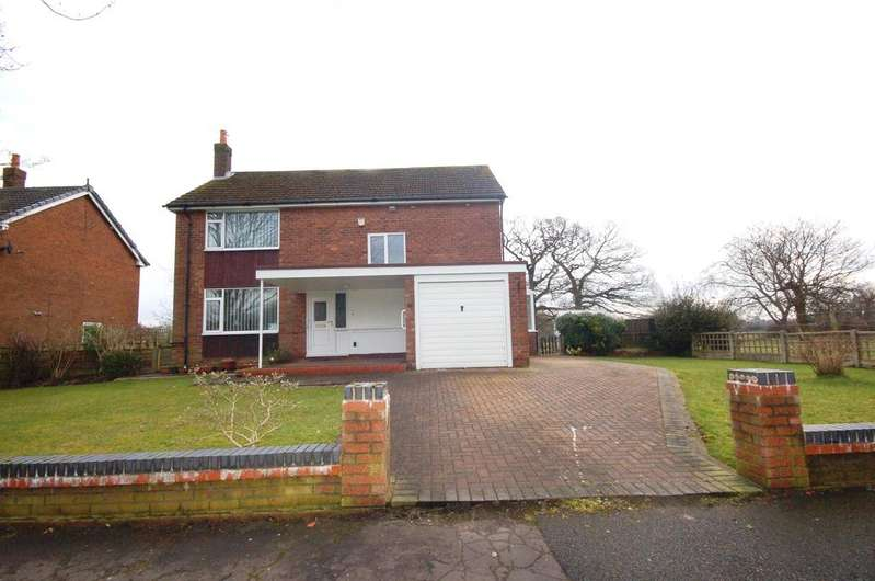 4 Bedrooms Detached House for sale in Pasturefield Road, Peel Hall, Manchester M22