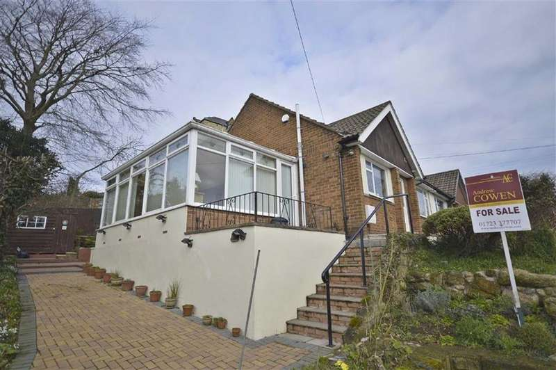 2 Bedrooms Semi Detached Bungalow for sale in Westwood Road, Scarborough