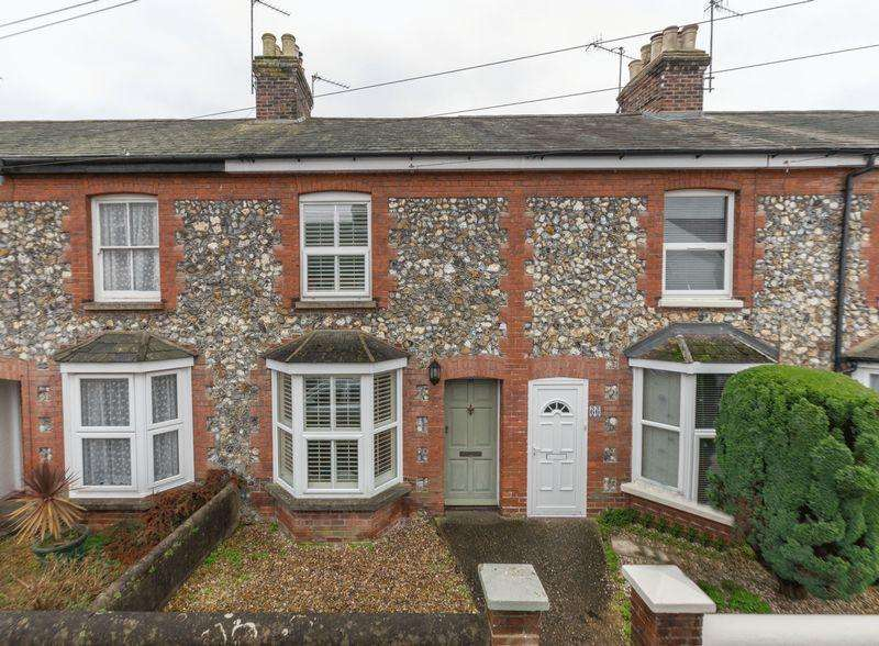 2 Bedrooms Terraced House for sale in Grove Road, Chichester