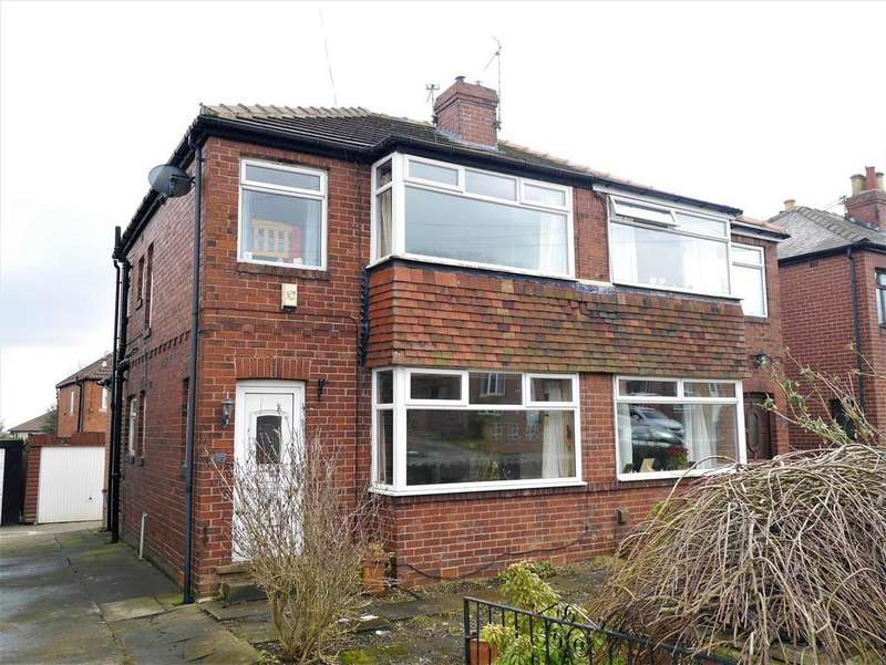 3 Bedrooms Semi Detached House for sale in Royds Avenue, Birkenshaw, BD11 2LD