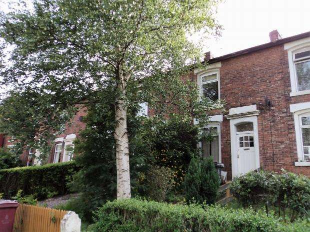 2 Bedrooms Terraced House for sale in Whalley New Road Blackburn With Darwen