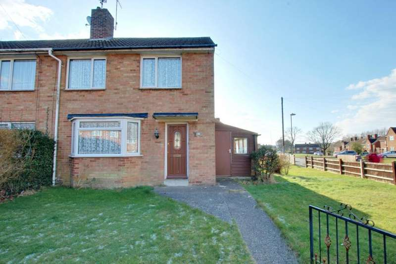 2 Bedrooms End Of Terrace House for sale in Leigh Park, Havant