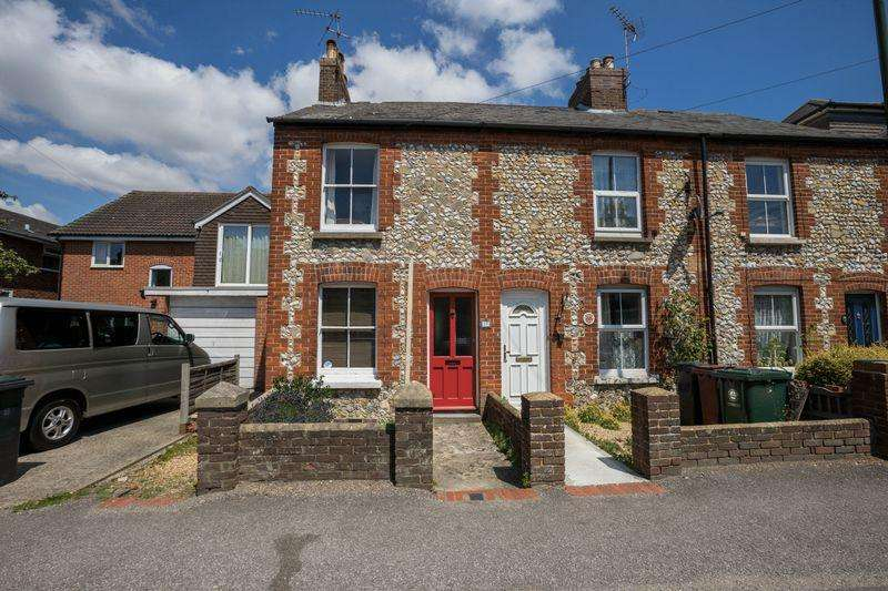 2 Bedrooms Terraced House for sale in Kingsham Avenue, Chichester