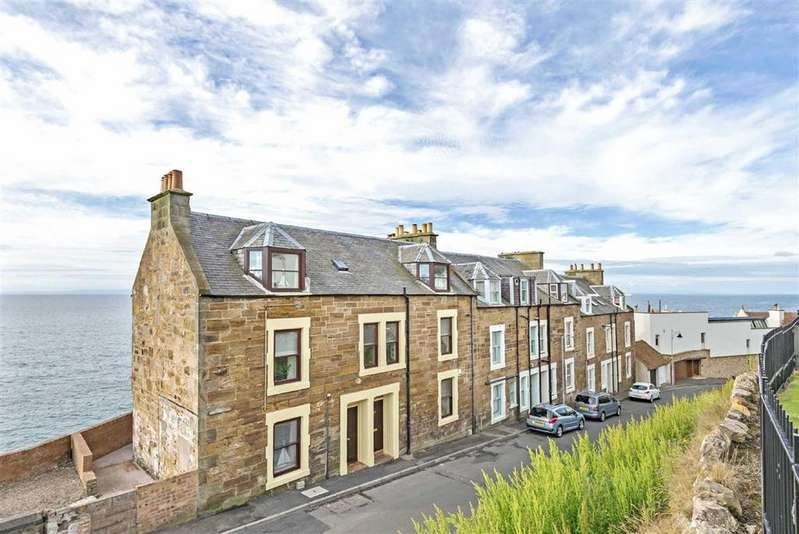 5 Bedrooms Semi Detached House for sale in Abbeywall Road, Pittenweem