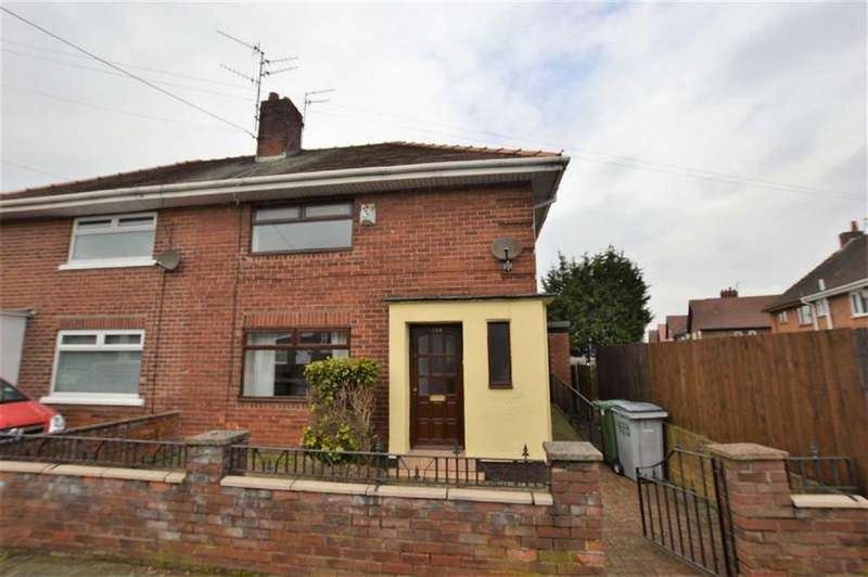 2 Bedrooms Semi Detached House for sale in Mount Road, Prenton, CH42