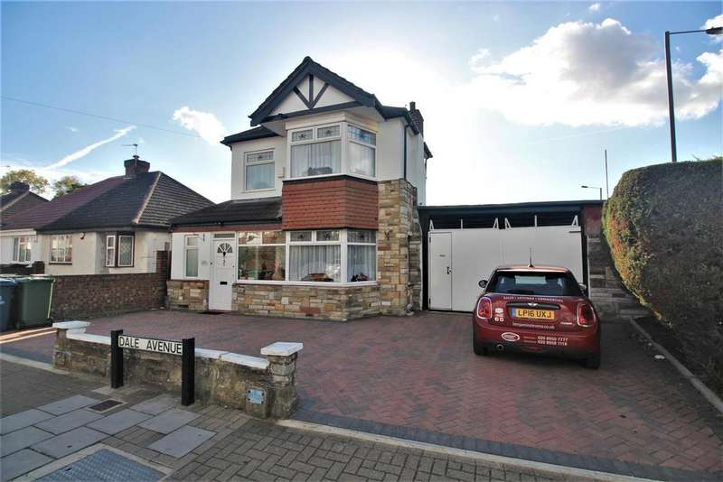 3 Bedrooms House for sale in Dale Avenue, Edgware