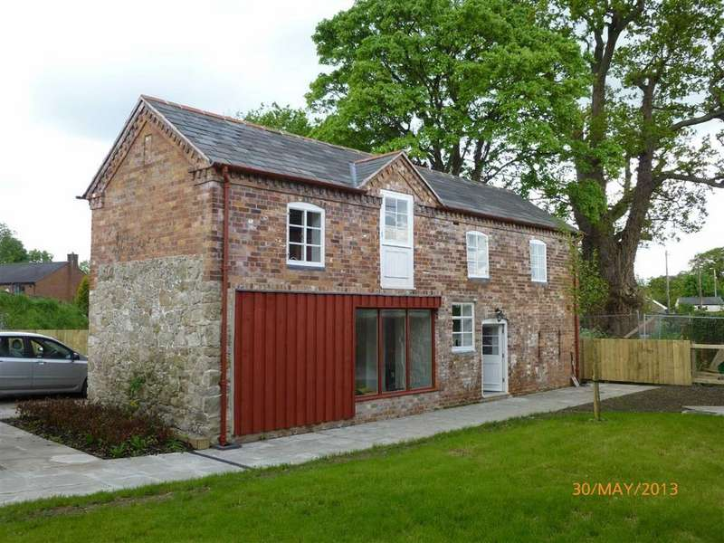 2 Bedrooms Detached House for rent in The Stables, City House, Four Crosses, Llanymynech, Powys, SY22
