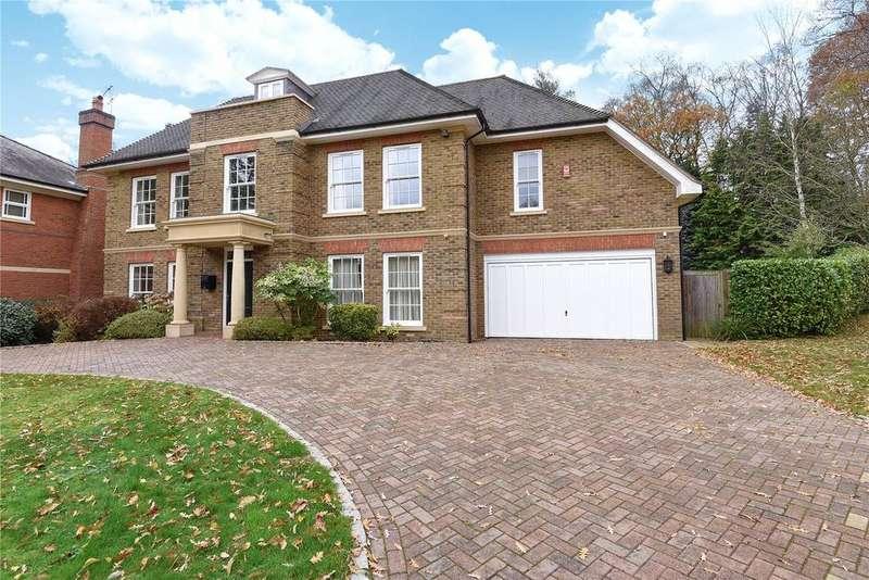 5 Bedrooms Detached House for sale in Llanvair Close, Ascot, Berkshire, SL5