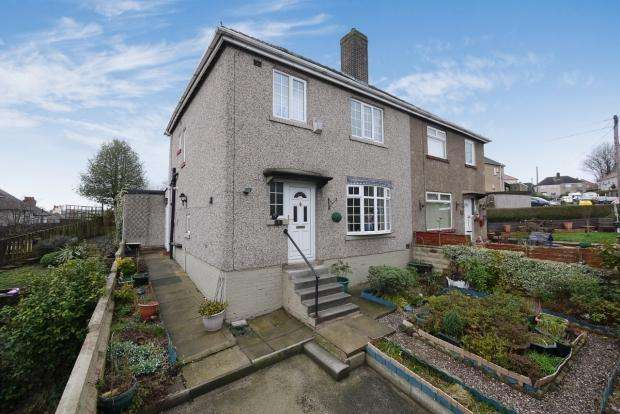 3 Bedrooms Semi Detached House for sale in Summerfield Avenue Bailiff Bridge Brighouse