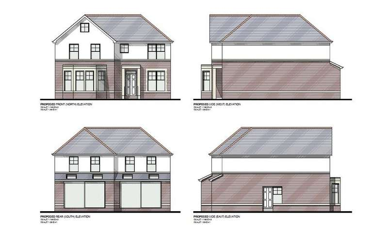 3 Bedrooms Land Commercial for sale in Sandringham Road, Lower Parkstone, Poole