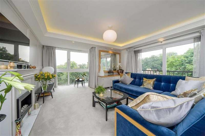 3 Bedrooms Apartment Flat for sale in St Marys Walk, Harrogate, North Yorkshire