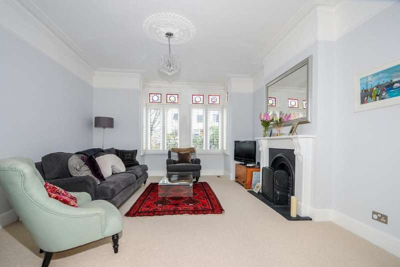 5 Bedrooms Semi Detached House for sale in Norfolk Road, Colliers Wood