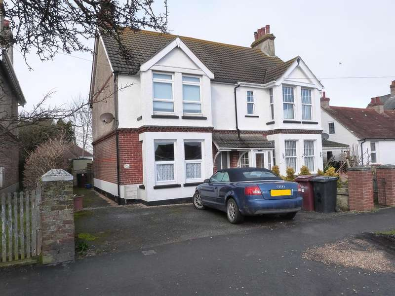 1 Bedroom Ground Flat for sale in Manor Road, Selsey