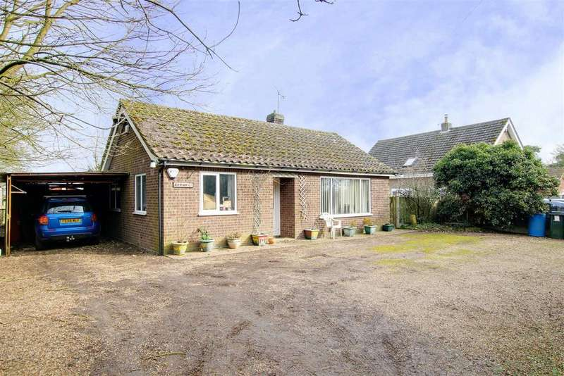 3 Bedrooms Detached Bungalow for sale in Saltfleet Road, Theddlethorpe, Mablethorpe