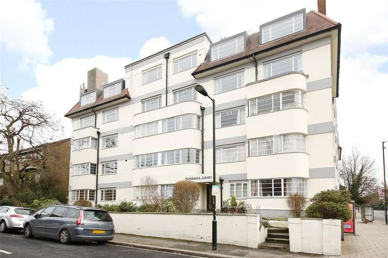 2 Bedrooms Apartment Flat for sale in Mundania Court, East Dulwich, SE22