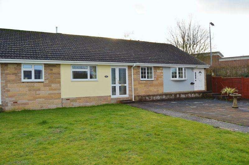 2 Bedrooms Bungalow for sale in Mountbatten Drive, Newport