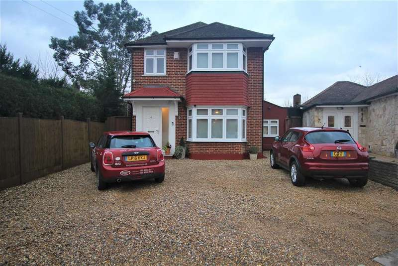 3 Bedrooms House for sale in Hartland Close, Edgware