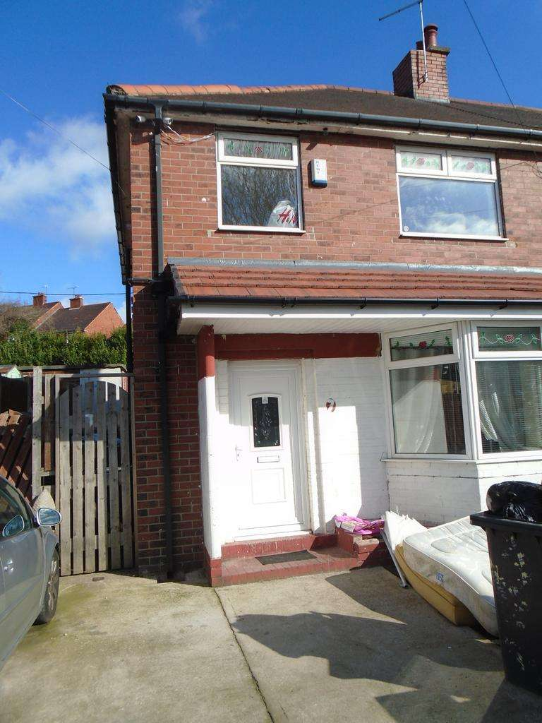 3 Bedrooms Semi Detached House for rent in Sycamore Road, Mexborough S64 9EW