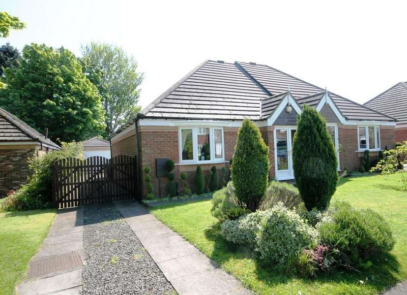 2 Bedrooms Semi Detached Bungalow for rent in Highfield Rise, Chester Le Street DH3