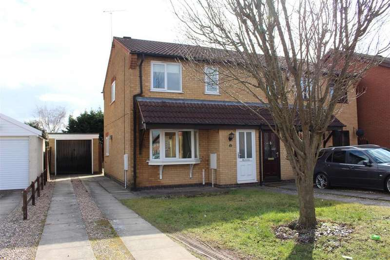 3 Bedrooms House for sale in Woodhouse Road, Narborough, Leicester