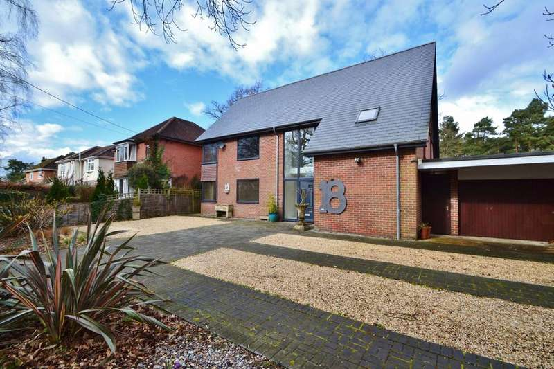 5 Bedrooms Detached House for sale in Ampfield