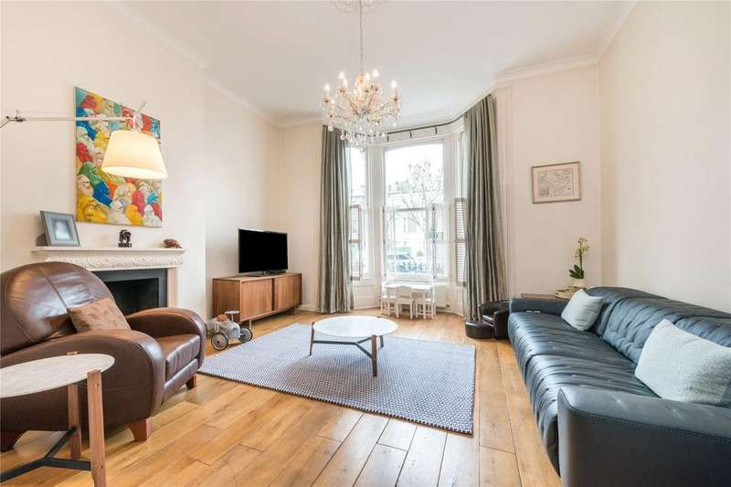3 Bedrooms Flat for sale in Sutherland Avenue, Little Venice, London