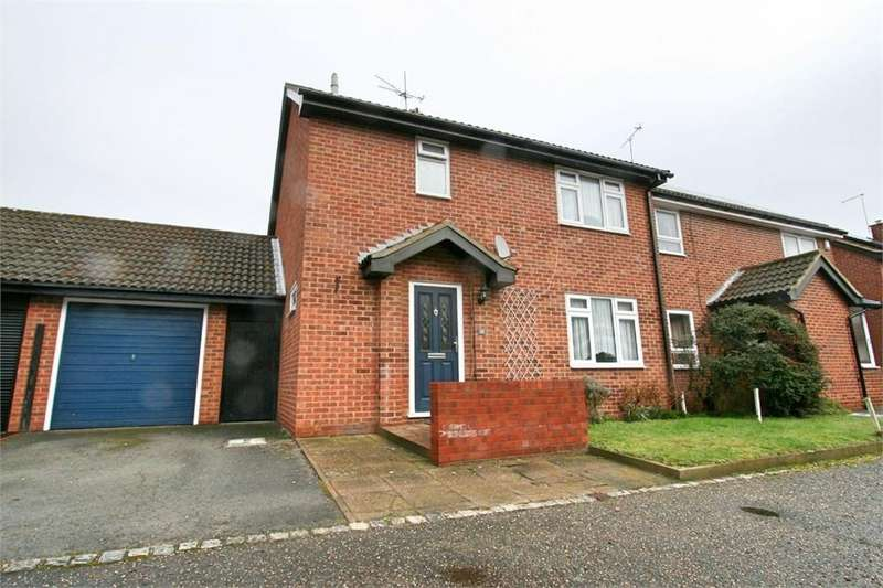 3 Bedrooms Semi Detached House for sale in Seagers, Great Totham, MALDON, Essex