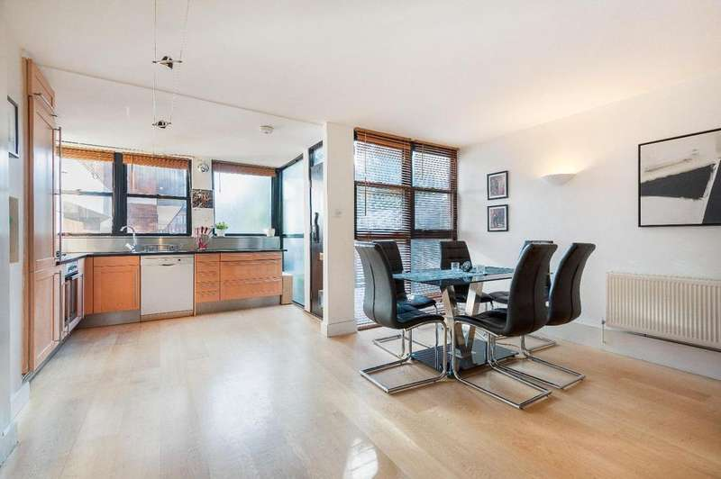 2 Bedrooms Apartment Flat for sale in RAMPAYNE STREET, SW1V