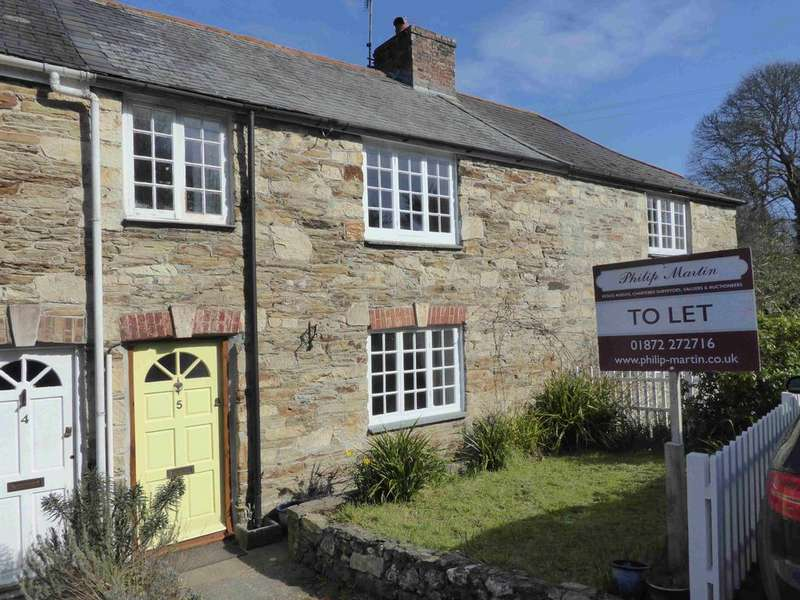 2 Bedrooms Cottage House for rent in Ropewalk, Calenick, Truro, TR3