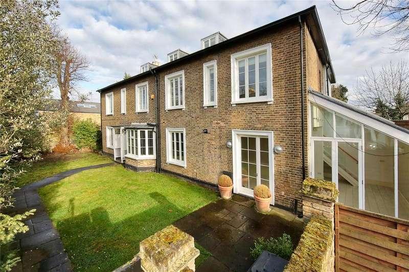5 Bedrooms Semi Detached House for rent in Park Road, East Twickenham, TW1