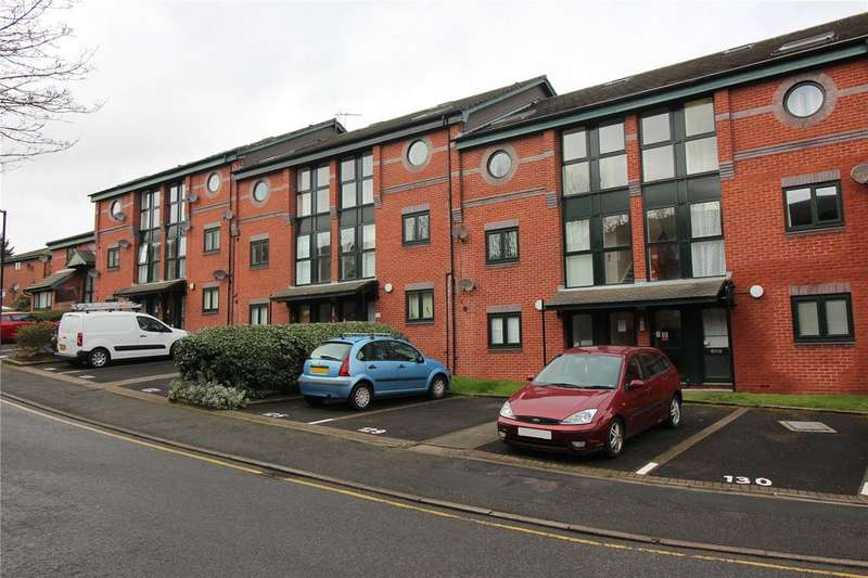 2 Bedrooms Apartment Flat for sale in Priory Wharf, Birkenhead, Merseyside, CH41