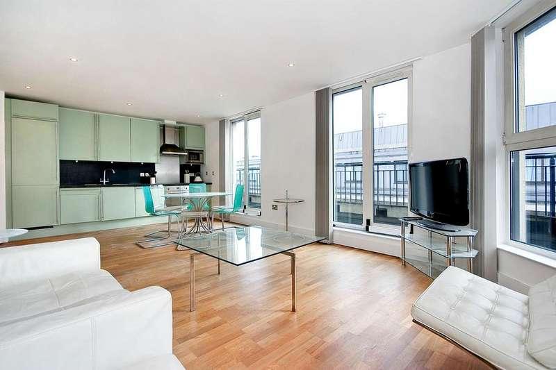 2 Bedrooms Flat for rent in Pepys Street, EC3N