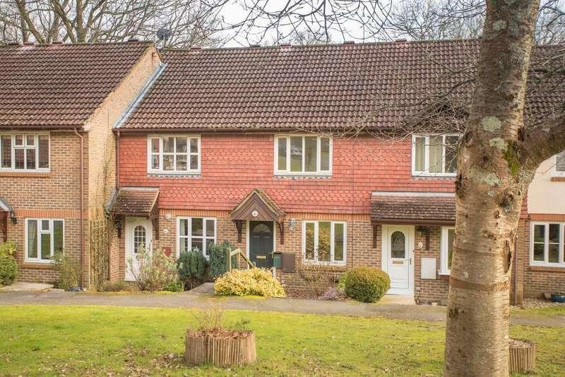 2 Bedrooms Semi Detached House for sale in Mulberry Way, Heathfield, TN21 8YN