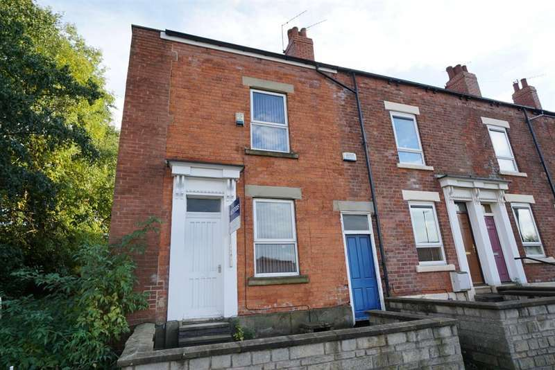 4 Bedrooms House Share for rent in Woodhead Road, Sheffield S2 4TD