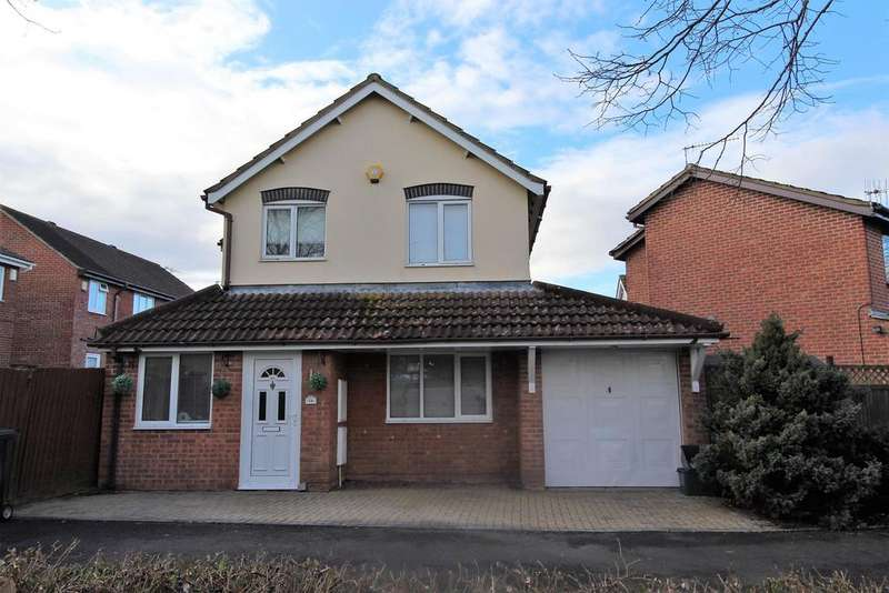 3 Bedrooms Detached House for sale in Wedgewood Close, Whitchurch, Bristol, BS14 9YE