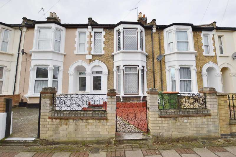 4 Bedrooms Terraced House for sale in Cecil Road, Plaistow, London, E13 0LR