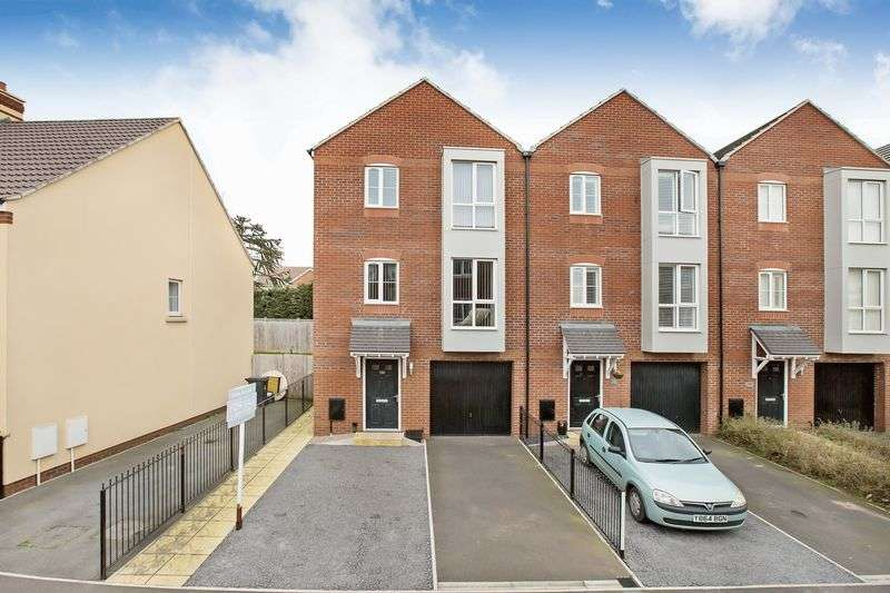 4 Bedrooms Property for sale in GROVE GATE, STAPLEGROVE