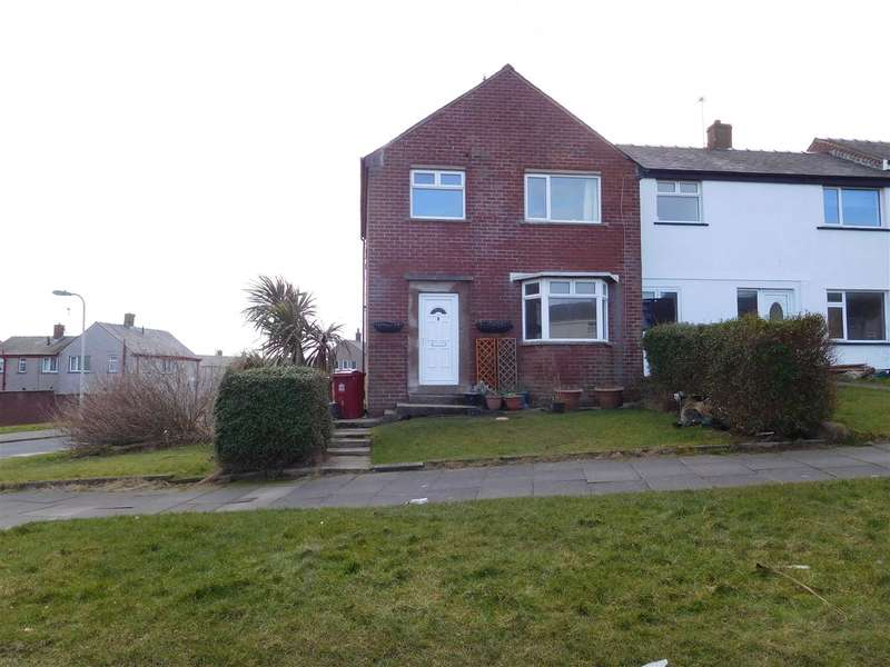 3 Bedrooms End Of Terrace House for sale in Mill Lane, WALNEY ISLAND