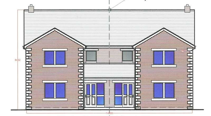 3 Bedrooms Land Commercial for sale in CA7 5ET Newton Arlosh, Wigton, Cumbria