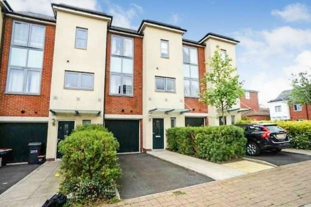 4 Bedrooms Terraced House for sale in Wellesley Corner, Northfleet, Gravesend, Kent