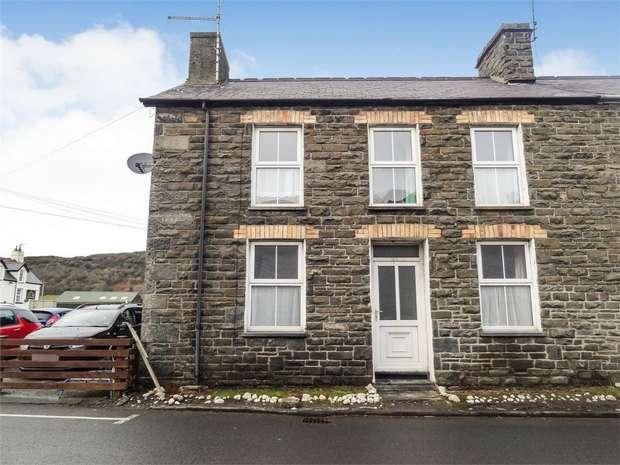 4 Bedrooms End Of Terrace House for sale in Moelivor Terrace, Llanrhystud, Ceredigion