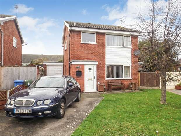 4 Bedrooms Detached House for sale in Grasmere Close, Prestatyn, Denbighshire